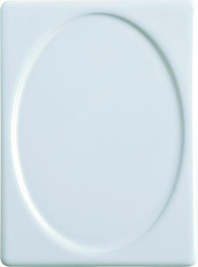 Atena Rettangolare interno ovale