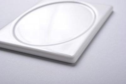 Atena Rettangolare interno ovale-Dettaglio