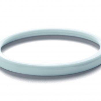 Oval Fillet Porcelain Frame