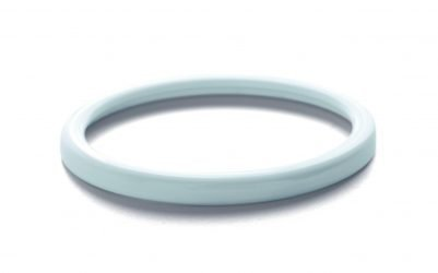 Marco de porcelana de filete ovalado