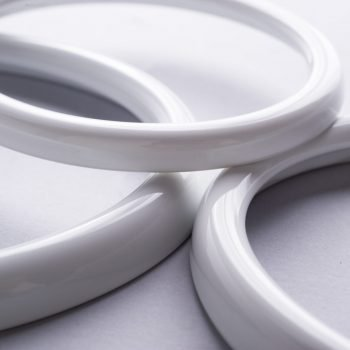 Porcelain frames-Detail