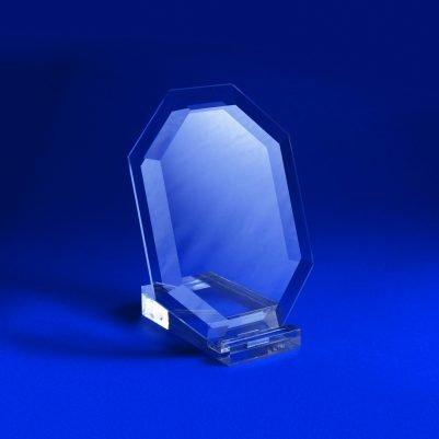 Ground Octagonal Crystal