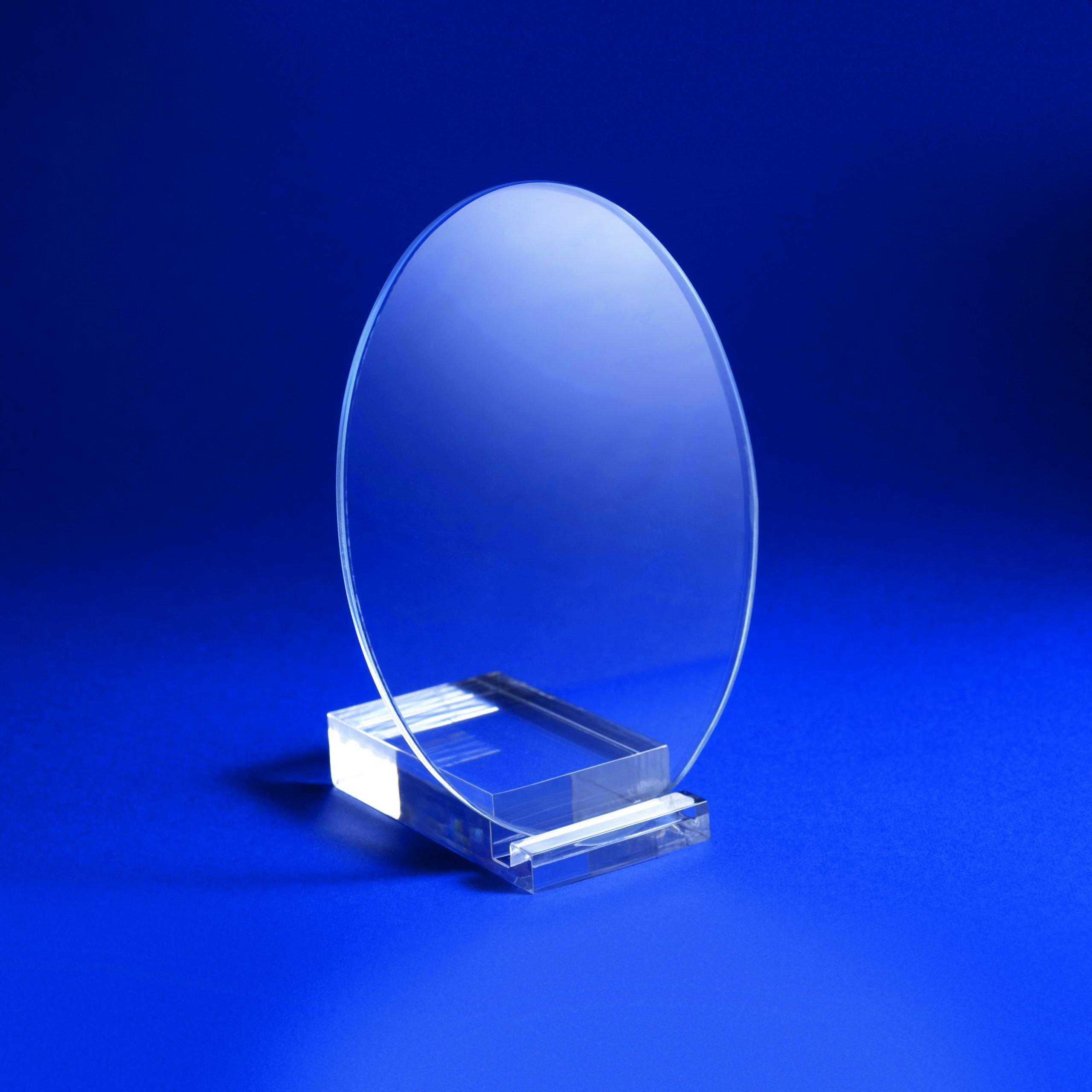 Cristallo Ovale 5 mm