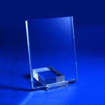 Cristal rectangular 12 mm