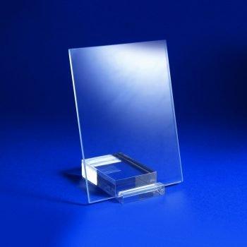 Cristal rectangular 5 mm