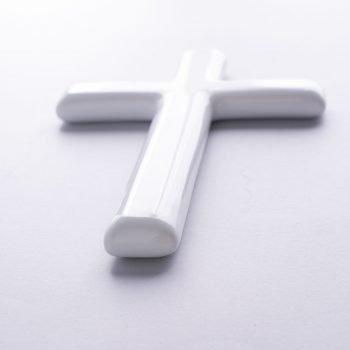 Porcelain Crosses-Detail