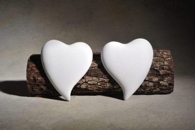 Domed Heart-Set