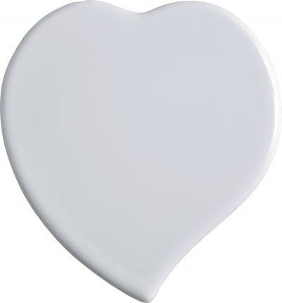 Flat Heart with Right Point