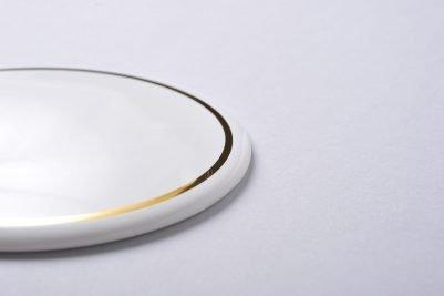 Gold Ovale filo 1mm-Dettaglio