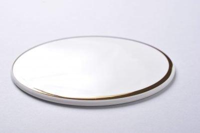 Gold Ovale filo 3,5mm-Dettaglio