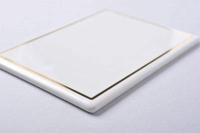 Gold Rettangolare filo 1mm-Dettaglio