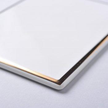 Gold Rettangolare filo 3,5mm-Dettaglio