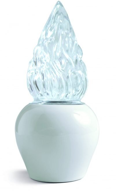 Lámpara de pared Crystal Flame