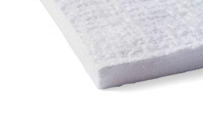 Colchón de fibra cerámica de 25 mm