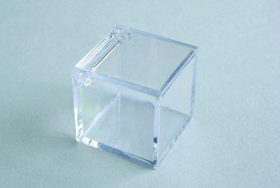 Scatola Quadrata 4,5x4,5x4,5cm