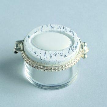 Round box 4x4cm
