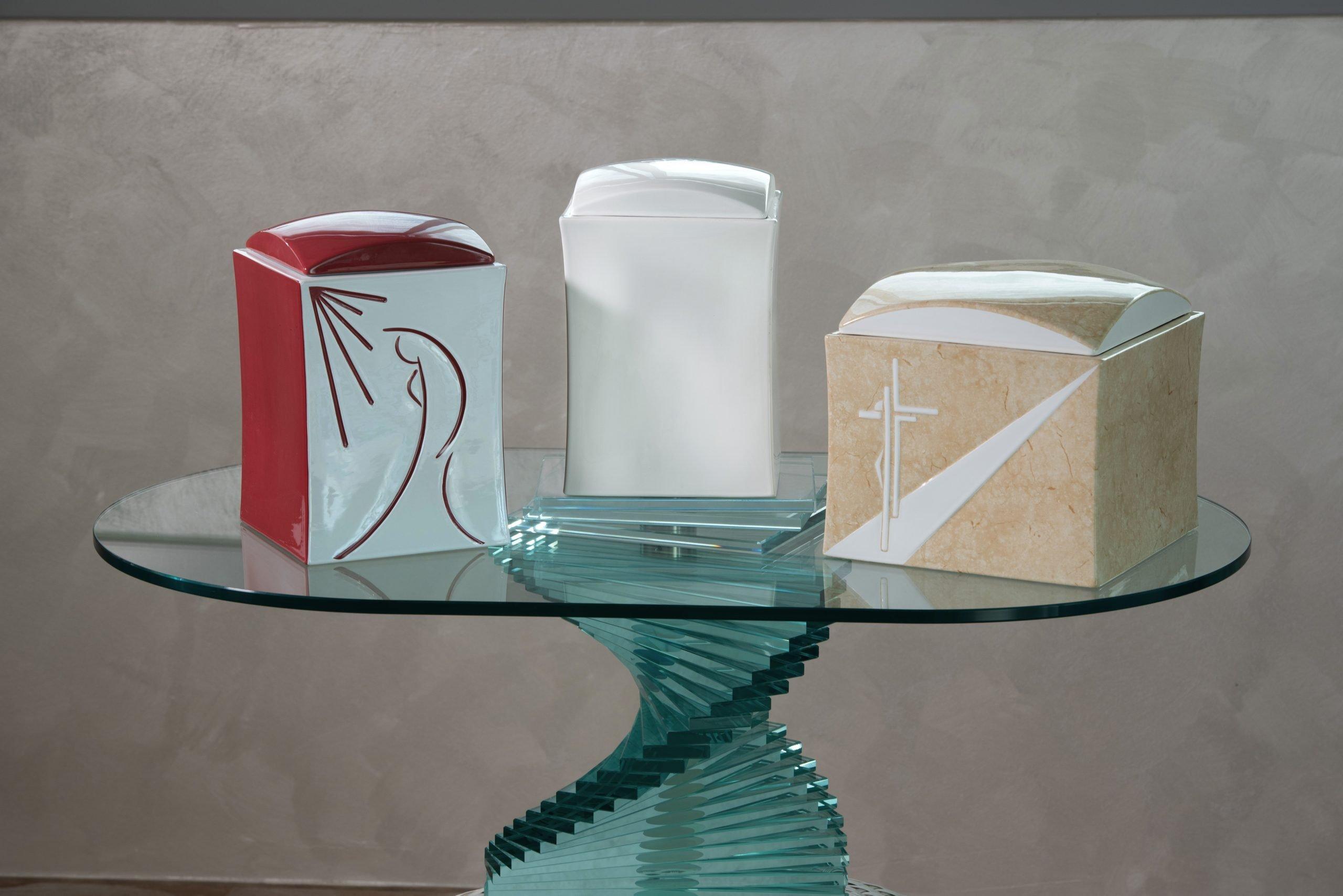 Urne in Porcellana-Ambientata-A