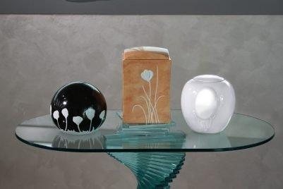 Porcelain urns-Ambient-B
