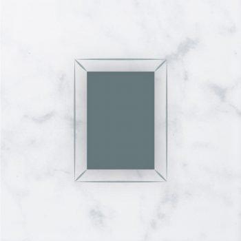 placa de tierra rectangular