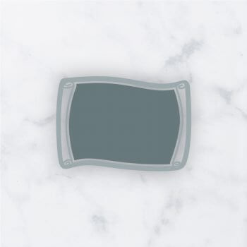 arctic plate for crystals